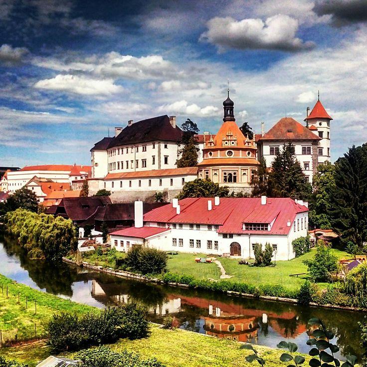 #hrad a #zamek #jindrichuvhradec #leto #prazdniny #vylet #vyletip