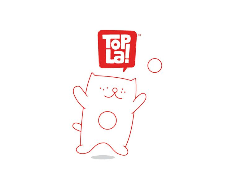 Le chat Topla!