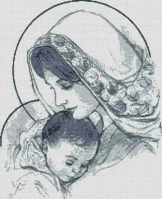 Maria y el Niño1