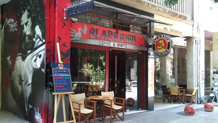 Black bird εξαρχεια