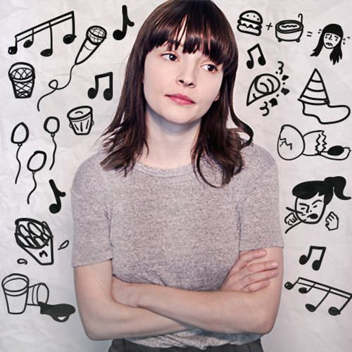 Tragedy Plus Time Podcast: Lauren Mayberry Of CHVRCHES