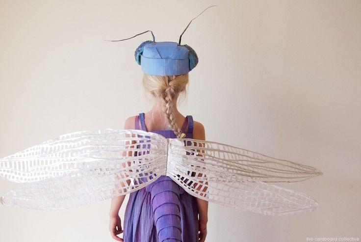how to make a homemade mosquito costume