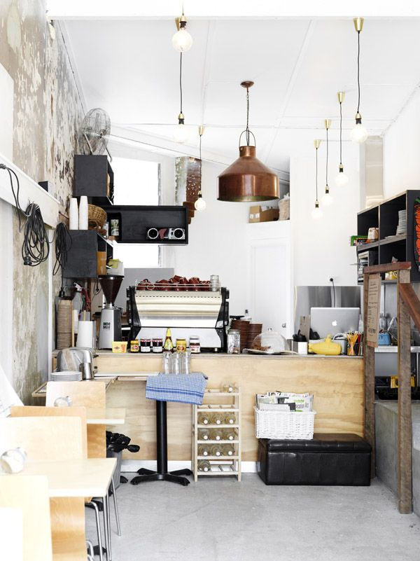 The Rabbit Hole Ideation Cafein Fortitude Valley via the design files