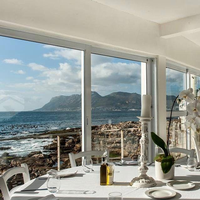 Cape Town restaurants with a great views   Cape Town Tourism