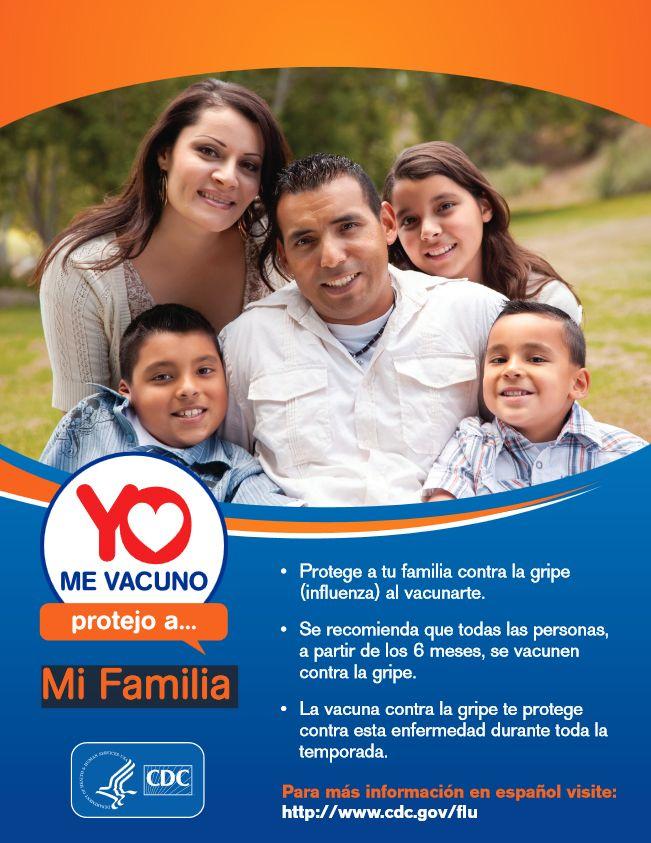 Los virus de la #gripe circulan todo el año y puede haber brotes incluso en el verano. Protéjase usted y a sus seres queridos de la gripe. http://go.usa.gov/5RWG