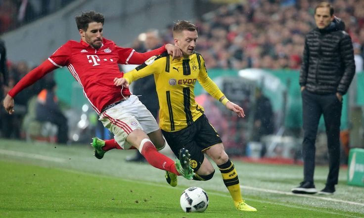 Borussia Dortmund midfielder Marco Reus tears ligament in knee = Borussia Dortmond midfielder Marco Reus will be sidelined for several months due to a posterior cruciate ligament tear in his left knee, according to the Associated Press. The 27-year-old Reus incurred the injury during.....