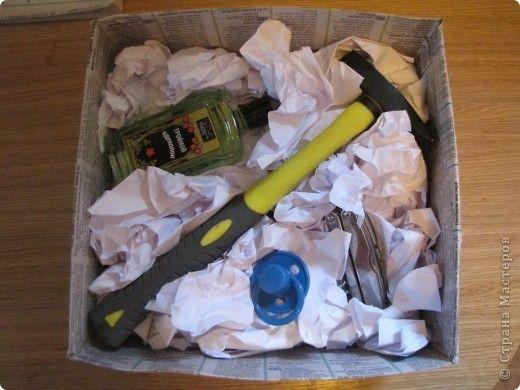Декор предметов Упаковка День рождения Аппликация обрывная Коллаж Идея творческого подарка мужчине/женщине - универсальный набор Бумага Картон фото 3