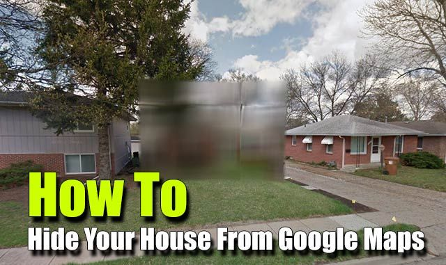 How To Hide Your House From Google Maps - SHTF, Emergency Preparedness, Survival Prepping, Homesteading