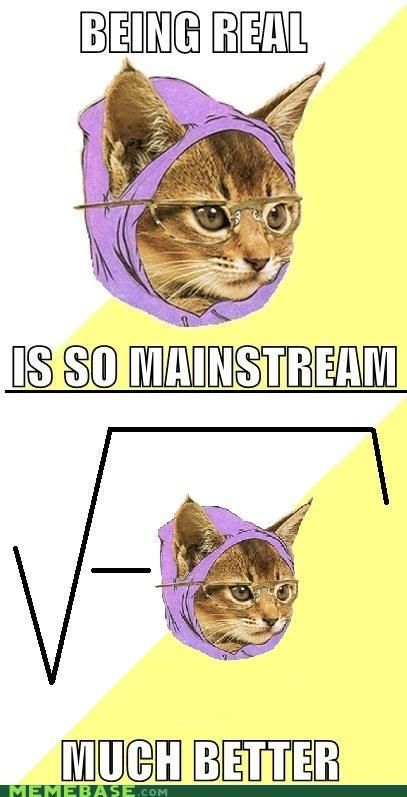Nerdy science geek kitty doing her homework - 3 part 10