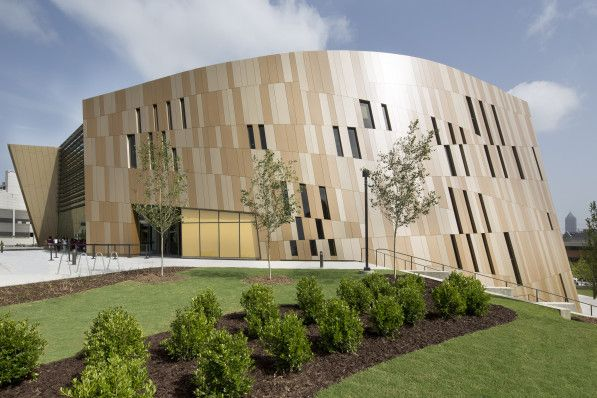 National Center for Civil & Human Rights | Green Building and Design