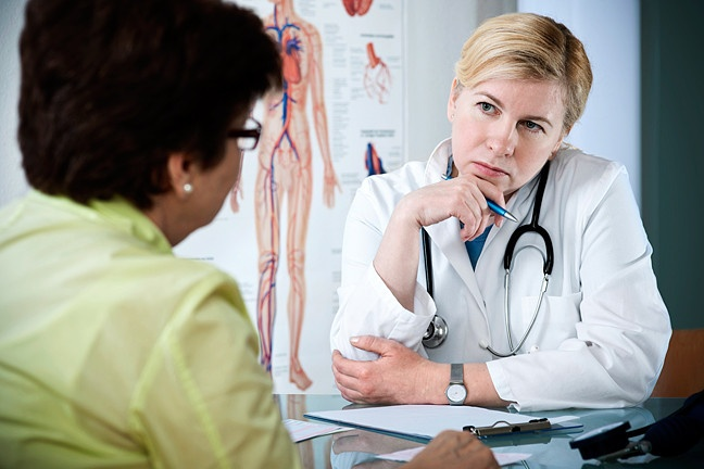 Talking to Your Doctor About Asthma