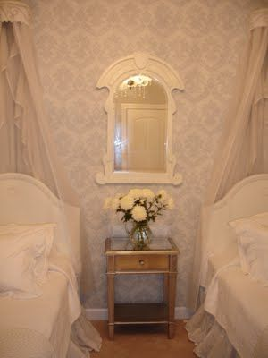Design Dazzle: French Country Girls Room