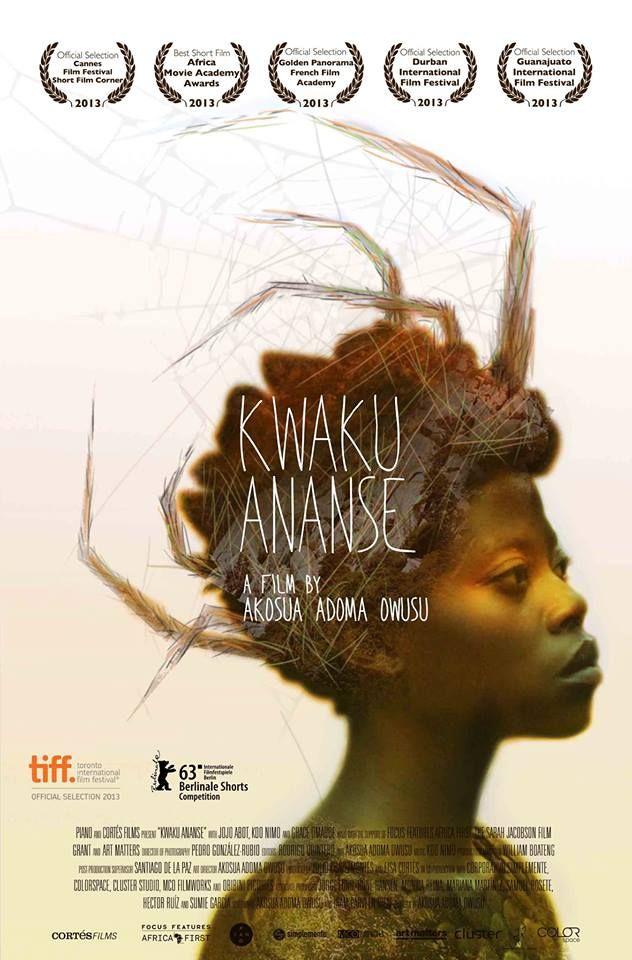 Akosua Adoma Owusu's 'Kwaku Ananse' to screen at 2014 Galway African Film Festival