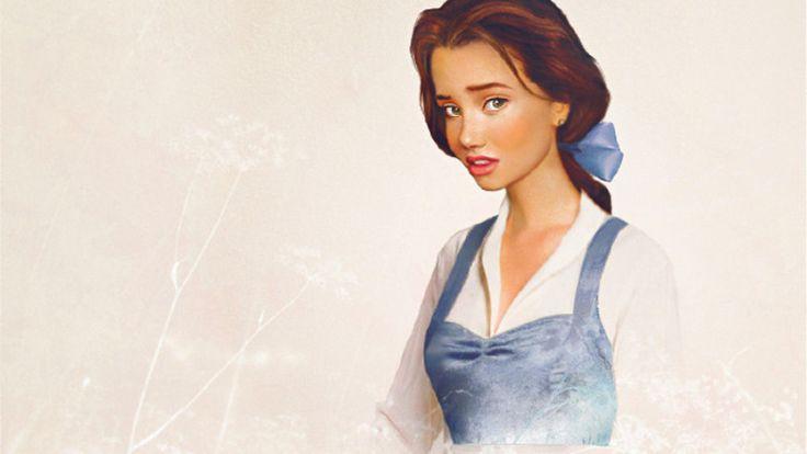 "<span class=""countable"" data-served-id=""9853"" data-view-id=""9853"">17 principesse Disney ritratte in splendidi dipinti</span>"