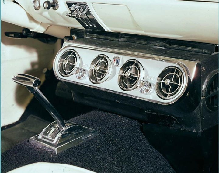 1965 Ford Mustang Air Conditioner