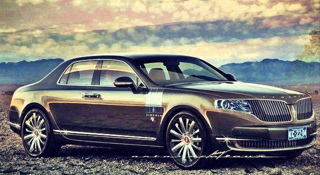 Crown Vic Car Wallpaper 2020 Lincoln Town Car Luxury Sedan Review Concept Cars