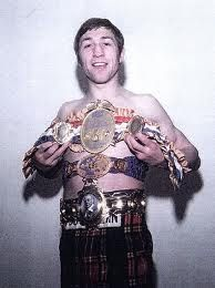 Ken Buchanan - World Lightweight Champion