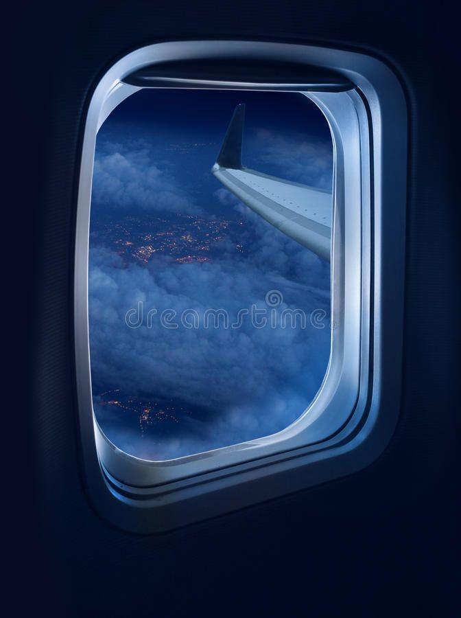 Night Flight Travel Night Flight View From A Jet Plane Window High Above Illumi Affiliate View Jet Tra Night Flight Travel Business Cards Photography