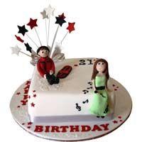 Angelic Theme Cake