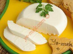 Ev Yapımı Köy Peyniri Resimli Tarifi - Yemek Tarifleri