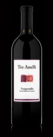 Tre Anelli, 2011 Tempranillo