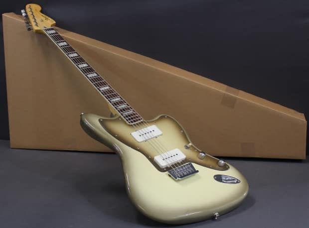 Squier Vintage Modified Baritone Jazzmaster Electric Guitar | Reverb
