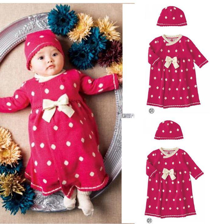 Одежда для новорожденных  для новорожденных Девочка Новорожденного Девушки Анфан Roupa Infantil Одежда Menino Хлопок Малыш Полный Одна Точка Пачка Костюмы 2 шт.