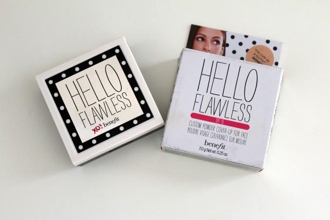Hello Flawless, le fond de teint compact de Benefit - Just Mona.