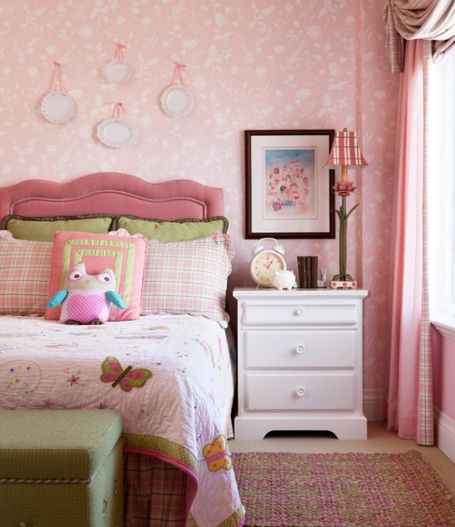 Bedrooms Girls Bedroom Pink Girly Bedrooms Girls Bedroom Ideas Kid