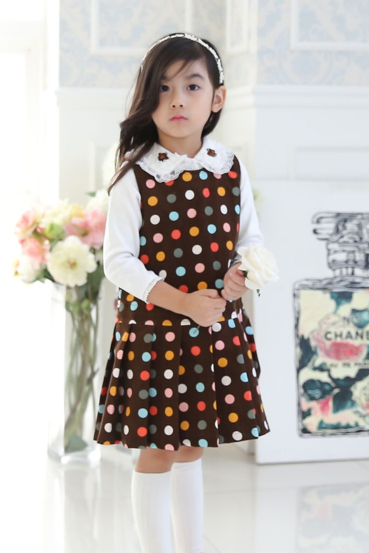 "Ozkiz ""DOT DRESS PUFF"" Dress. Perfect for F/W season 2016. OZKIZ, a Korean top brand for kids clothes and shoes collection, founded in 2010. Get it now on www.ozkiz.com Also available on www.amazon.com #오즈키즈 #아동원피스 #배우 #예쁜아기 #공주 #예쁜아기옷 #베이비그램 #엄마스타그램 #맘스토리 #아동복코디 #아동복쇼핑몰 #줌마스타그램 #옷추천 #인스타셀럽 #키즈패션 #딸스타그램 #소통 #예쁘니 #키즈맘 #ootd #kidsfashion #kidsactress #kidsstyle #Ozkiz #kidsmodel #princessdress #kidspartydress #partydress #kidseveningdress"