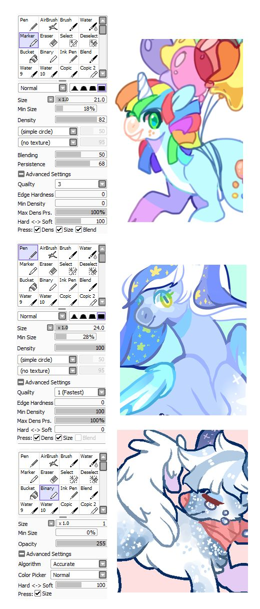 how to draw silver in paint tool sai