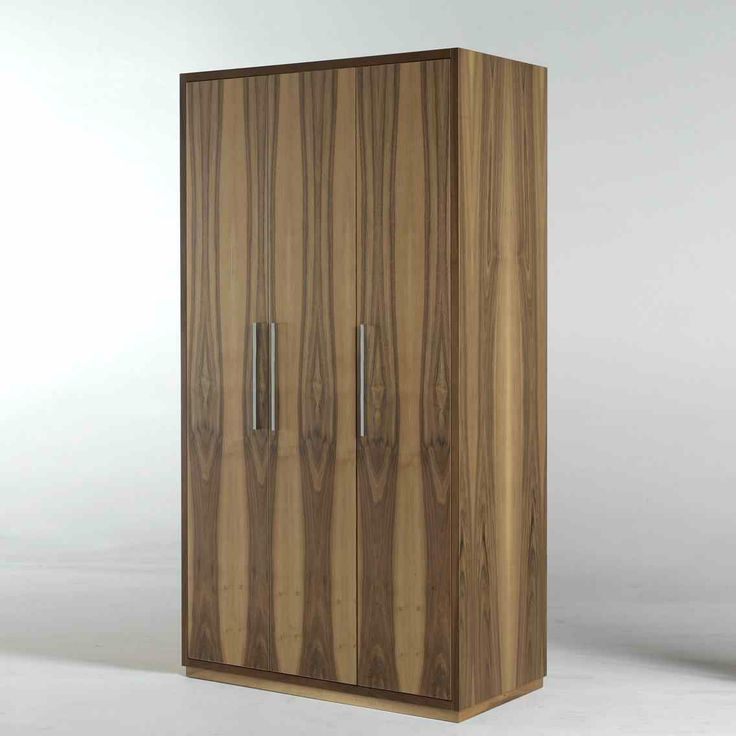 The Royal Room wardrobe forms part of this stunning room range in American walnut. A free-standing piece available in one size. #wardrobe #hotelfurniture #contractfurniture