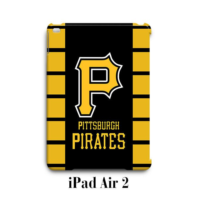 Pittsburgh Pirates iPad Air 2 Case Cover Wrap Around