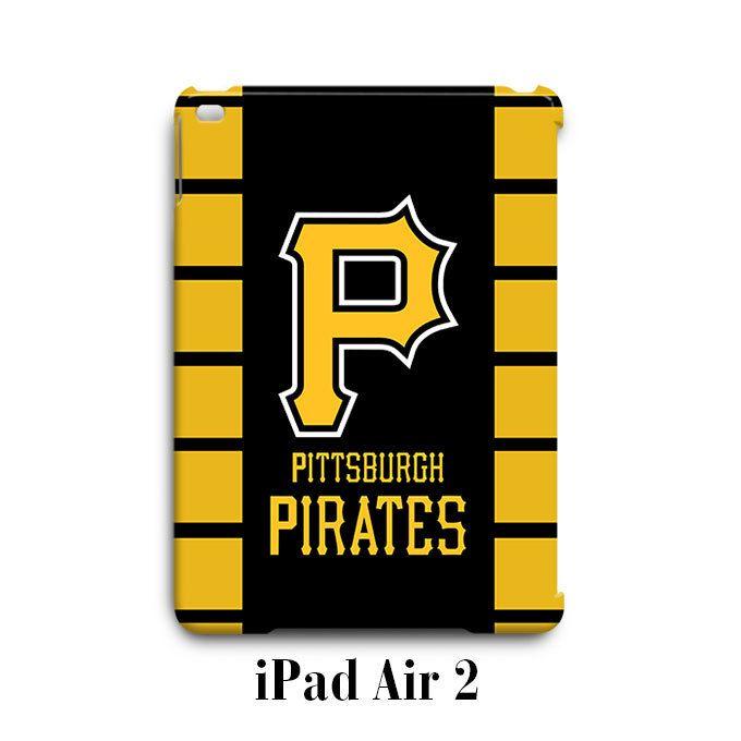 Pittsburgh Pirates iPad Air 2 Case Cover Wrap Around