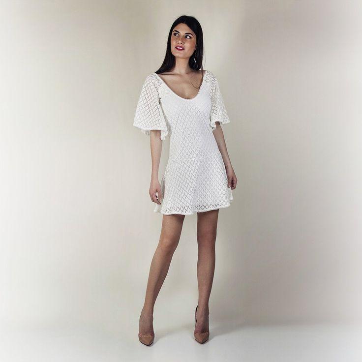 Chi Chi lace mini dress