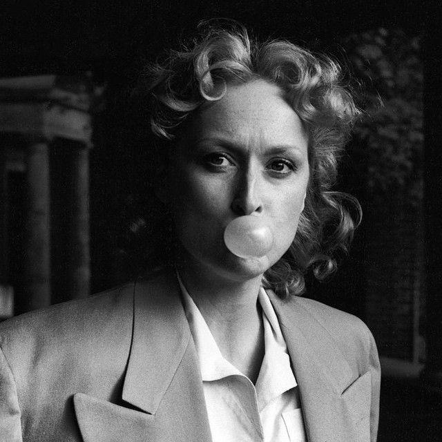 "Regram Sickymagazine November 2015 Tani Shot By: ""regram @theacademy Meryl Streep During Production Of"