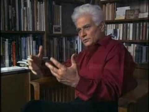 The first time Derrida started to make sense, someone decided it was a good idea to insert some Derridese to keep things in perspective.