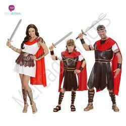 #Disfraces para grupos #Guerreros #Romanos.  #Disfraces para grupos y #comparsas descuentos especiales para #grupos.