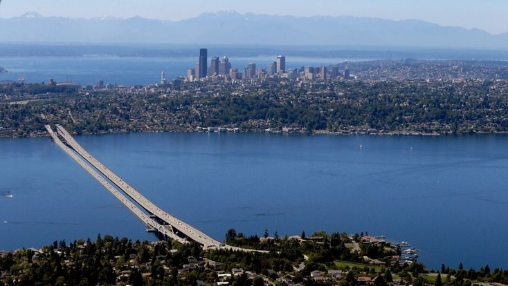 I-90 in Seattle [940x530]