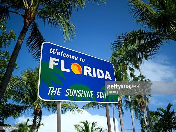 Welcome To Florida Usa Sunshine State Florida Florida Usa