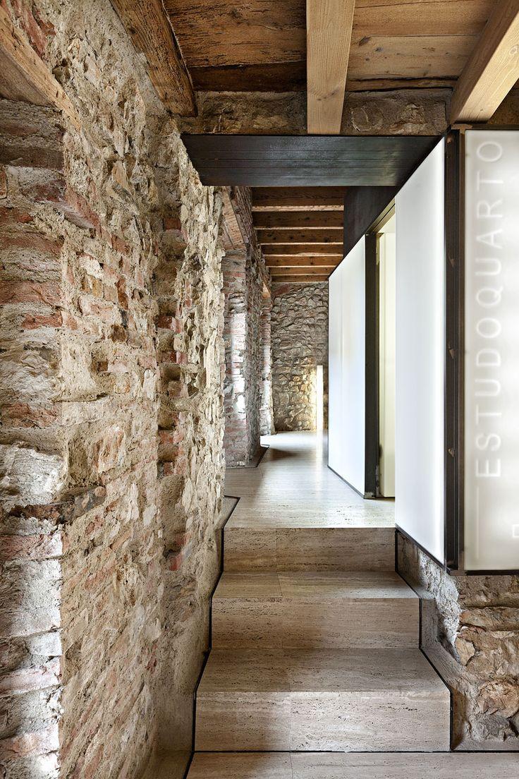 #interior design #architecture #stones - Le case di Elixìr. L'interior design s'è fatto rivista - Elixir Undicilandia