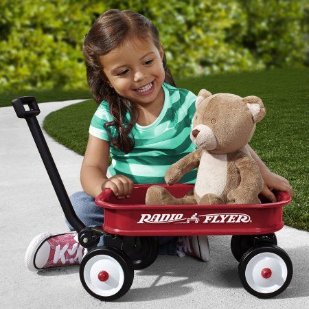 Radio Flyer Kids Little Red Toy Wagon - Walmart.com
