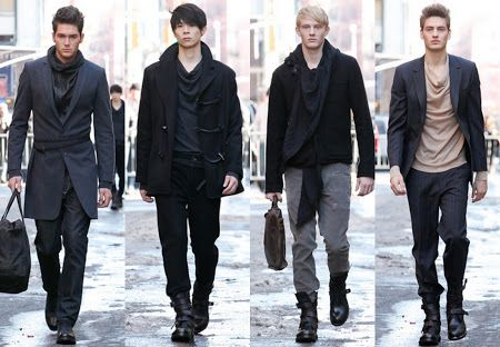 mens fashion updated