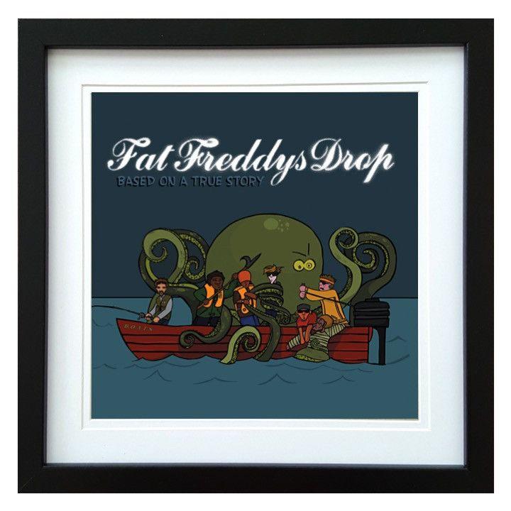 Fat Freddy's Drop | Based On A True Story Album | ArtRockStore
