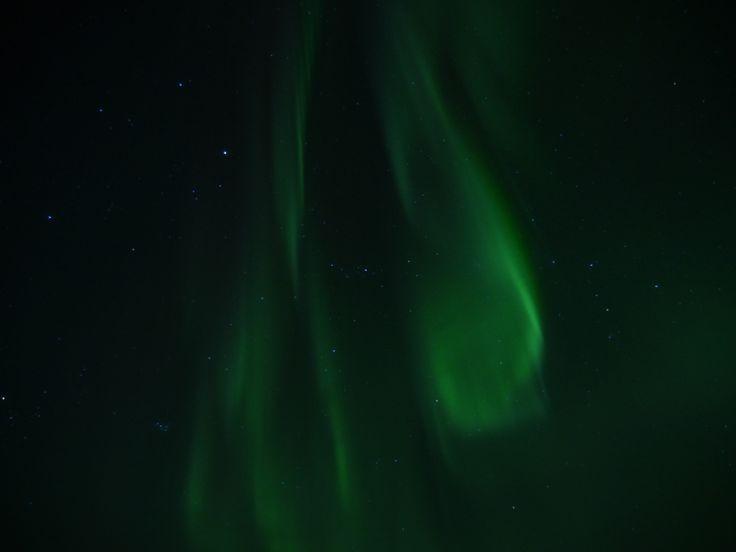 L'Aurora Boreale - The Northern Lights (Riccardo Tebano, Abisko)