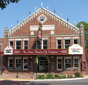 -article about Barter Theatre in Abingdon, VA...one of the last year-around professional resident repertory theatres in the US...to see a play at Barter is an enjoyable event, indeed.