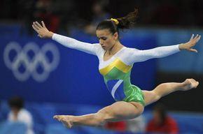 Jade Fernandes Barbosa, brazilian gymnast