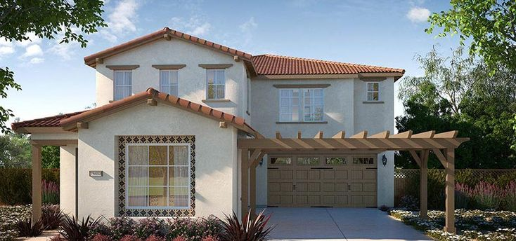 East Garrison, a Master Planned New Home Community in Monterey County