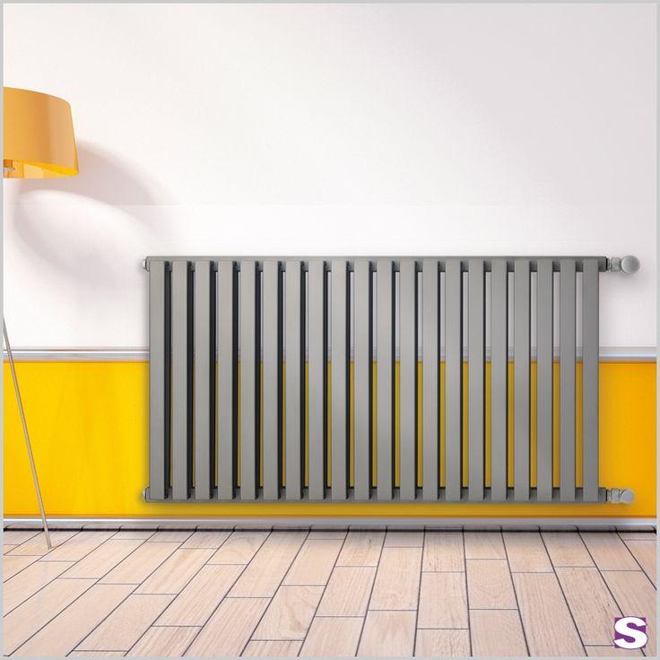 Wohnheizkörper Pandu - SEBASTIAN e.K. – Einzigartig. – Die aufgesetzen Rohre, die sich optisch vor den Heizkörper stellen, machen Pandu zu dem einzigartigen Heizkörper, den viele lieben.  #radiator #design