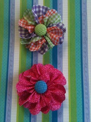 Clover USA  Make It  Flower Frills